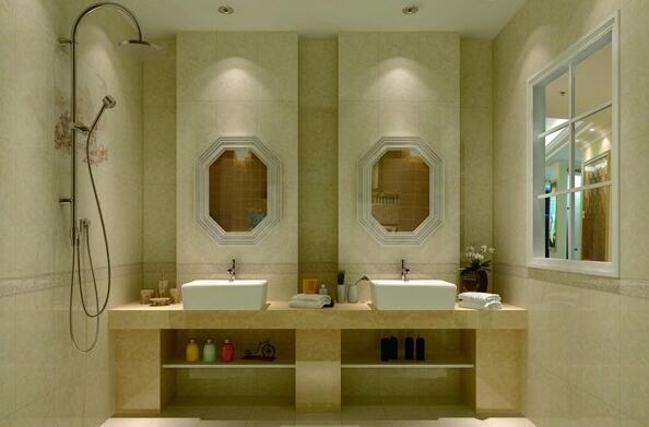 浴室的墙砖如何防脱落?