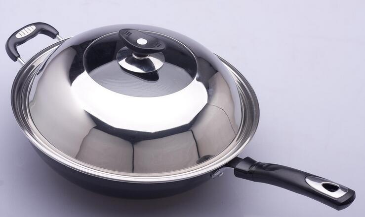 哪一种炒菜锅比较好用?