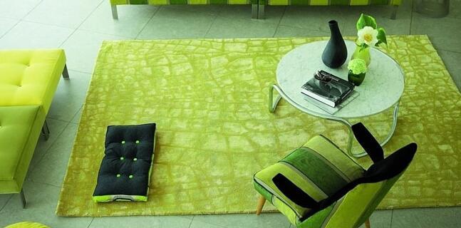 纯地毯脏了要怎么解决?