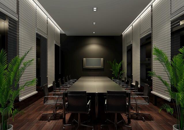 会议室该选购何种窗帘?