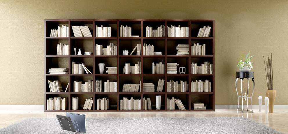 书房里面的书架用什么材料的比较好?