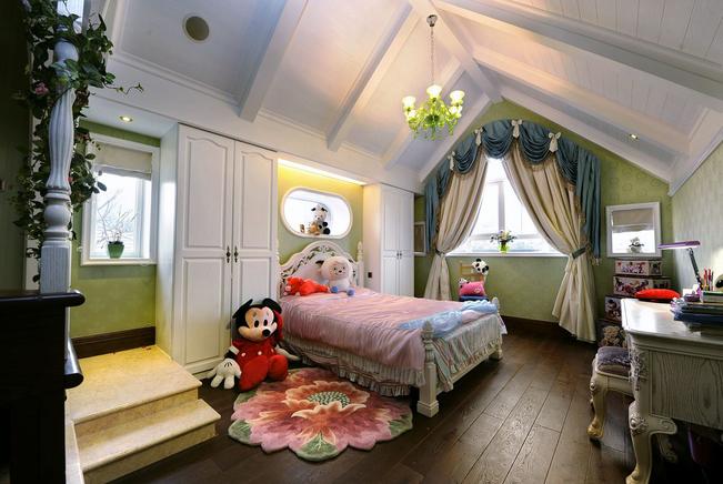 儿童房适合哪种风格?