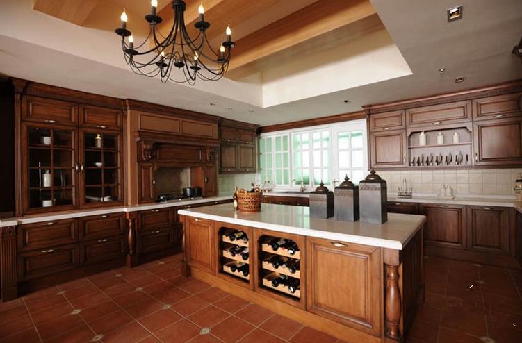 厨房要多大才觉得做饭不会拥挤?