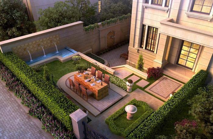 怎么才能打造出好看的庭院花园?