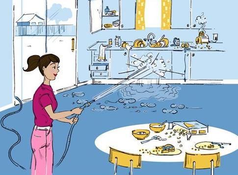 洗碗的清洁剂要如何选择?