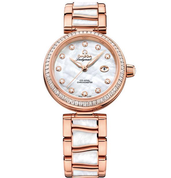 卡地亚和欧米茄的手表哪个好?