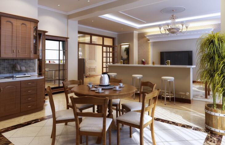 餐厅的桌子该用什么材质的比较好?