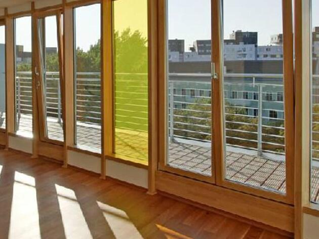 木包铝门窗是什么样子的门窗?