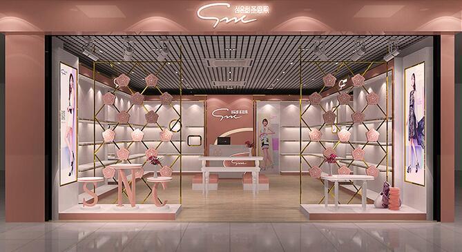 女鞋店要怎么设计才好看?