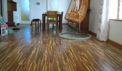 竹地板是什么样子的地板?
