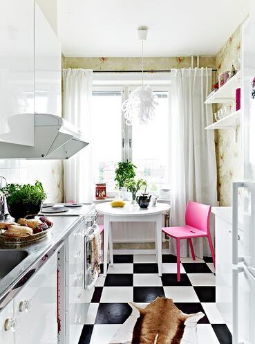 厨房的墙面该选择什么样子的瓷砖呢?