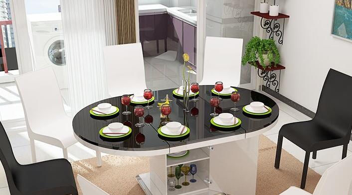 折叠的餐桌要去哪里购买?