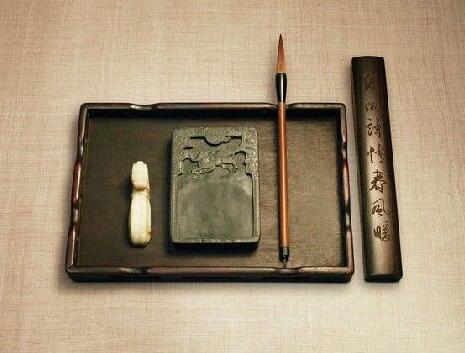 文房四宝指的是哪些物品?