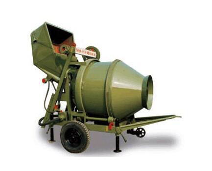 混凝土搅拌机功率是多少?