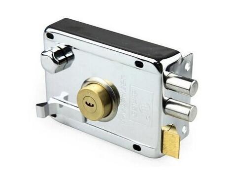 王力防盗门锁芯是什么材料构成的?