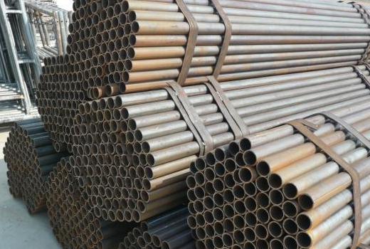 黑铁管是什么材质的管子?
