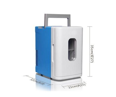 车载迷你冰柜的尺寸是多少?