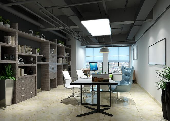 简单的办公室装修价格是多少?