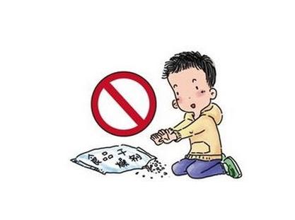 食物里面的干燥剂有毒吗?