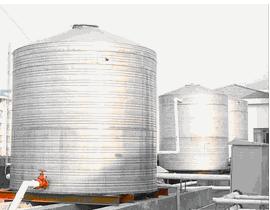 不锈钢圆柱形水箱尺寸正常是多少?