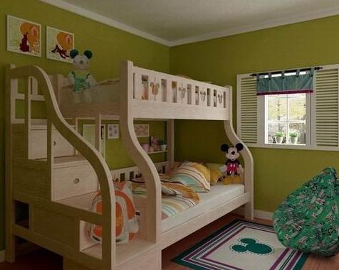 什么是儿童子母床?