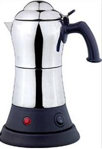 电热咖啡壶怎么用啊?