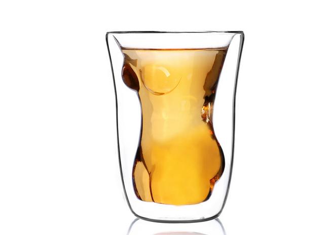双层玻璃杯隔热效果好吗?