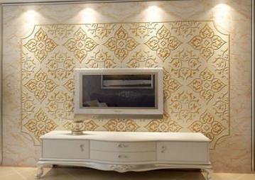 瓷砖电视背景墙多少钱?
