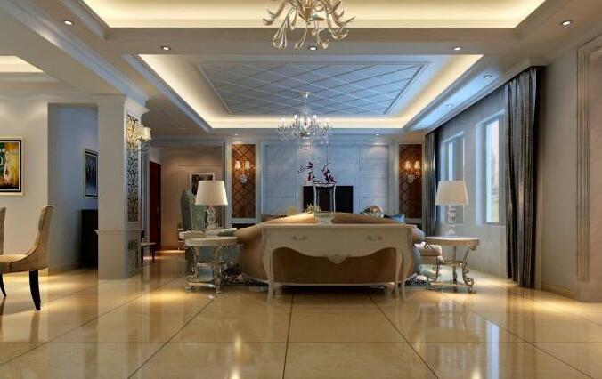 客厅天花板材料用什么最好?