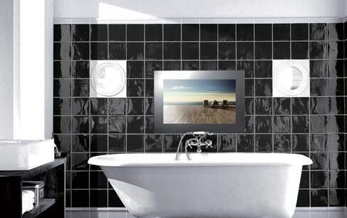 浴室里面的电视机价格是多少?