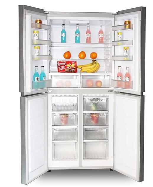 康佳冰箱怎么调温度?