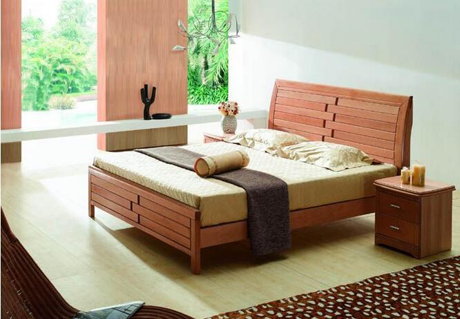 南丰实木床怎么样?