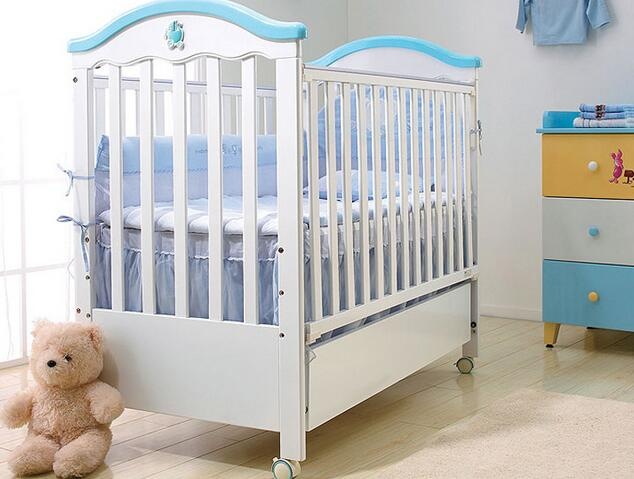 好孩子婴儿床怎么样?