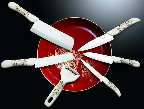 硅苑陶瓷刀价格是多少?