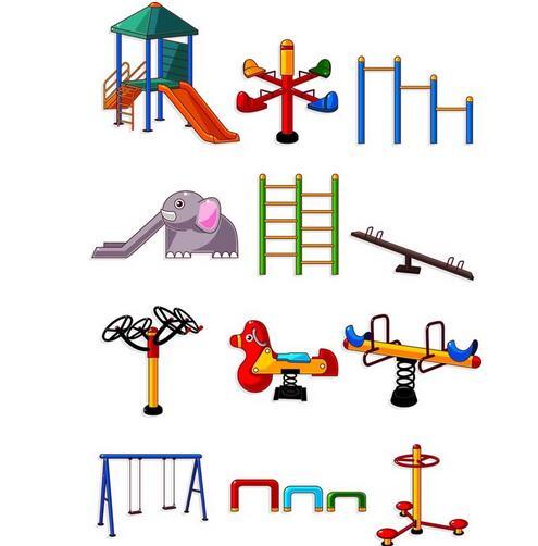 儿童健身器材有哪些?