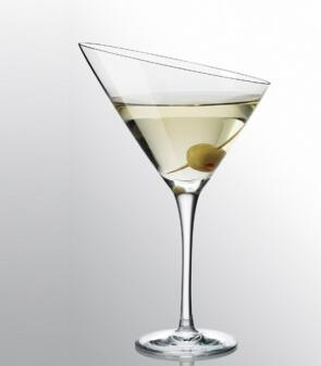马提尼酒杯的价格是怎么计算的?
