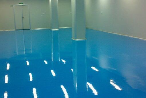 聚氨酯耐磨地坪漆的优缺点谁知道的?