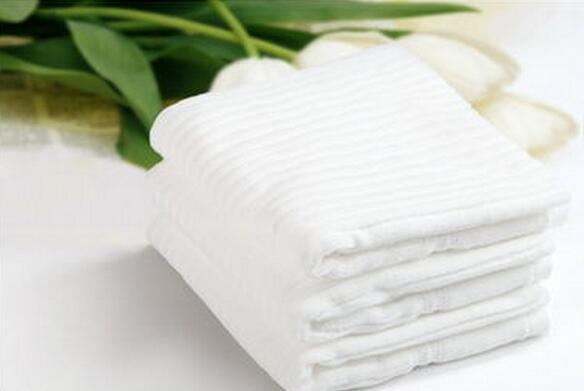 毛巾变黄要怎么办?