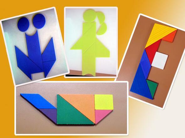 七巧板智力拼图多少钱一个?