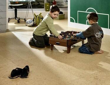 什么是软木地板?