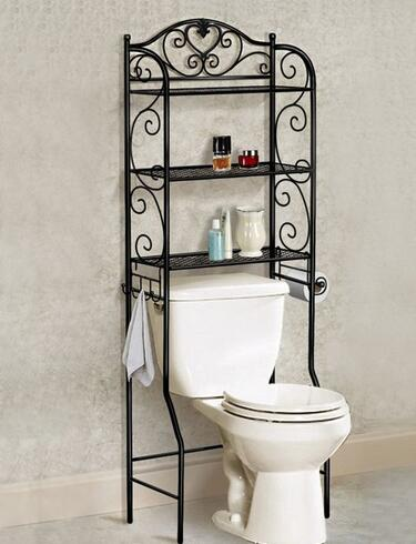 卫生间的置物架该选择什么材质的?