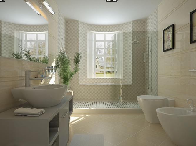 卫生间的瓷砖要怎么选择?
