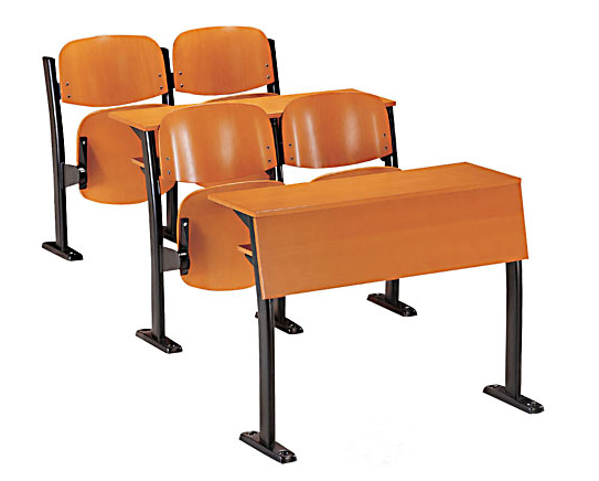 请问阶梯教室课桌椅好吗?