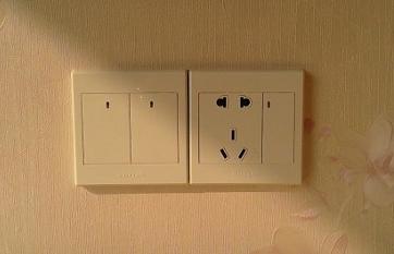家装开关插座怎样布置比较合理?