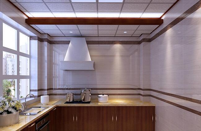 厨房卫生间该采取什么材料的吊顶?