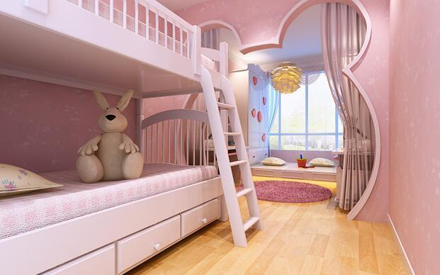 儿童房怎么样布局比较舒适好看?