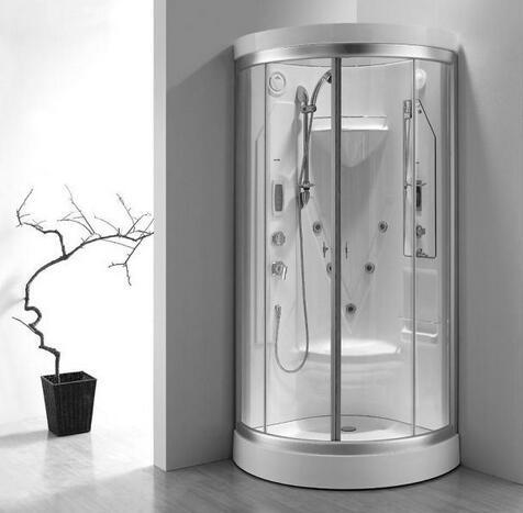 淋浴房要采用什么材质的玻璃?