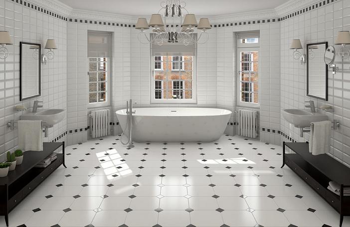 卫生间用什么地砖比较好?