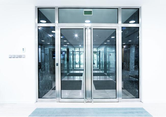 玻璃门安装步骤详解。