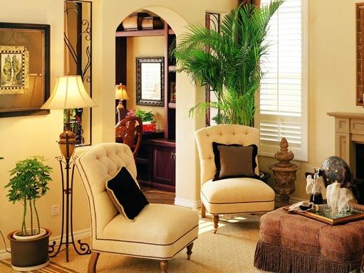 有好的美式客厅装修方案吗?